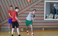 Championnat interclasses Handball