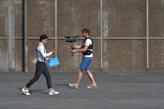 Uelzechtkanal - tournage Lipdub 2015 / Master Slider