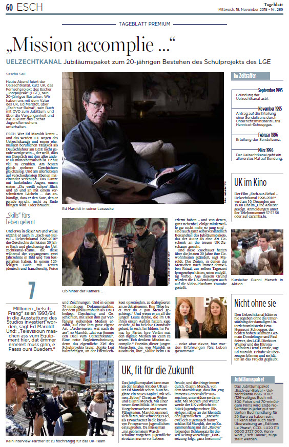 20 Joer UK Tageblatt2