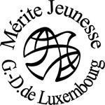 Mérite Jeunesse Luxembourg Logo