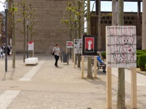 concours affiches Musée de la Resistance