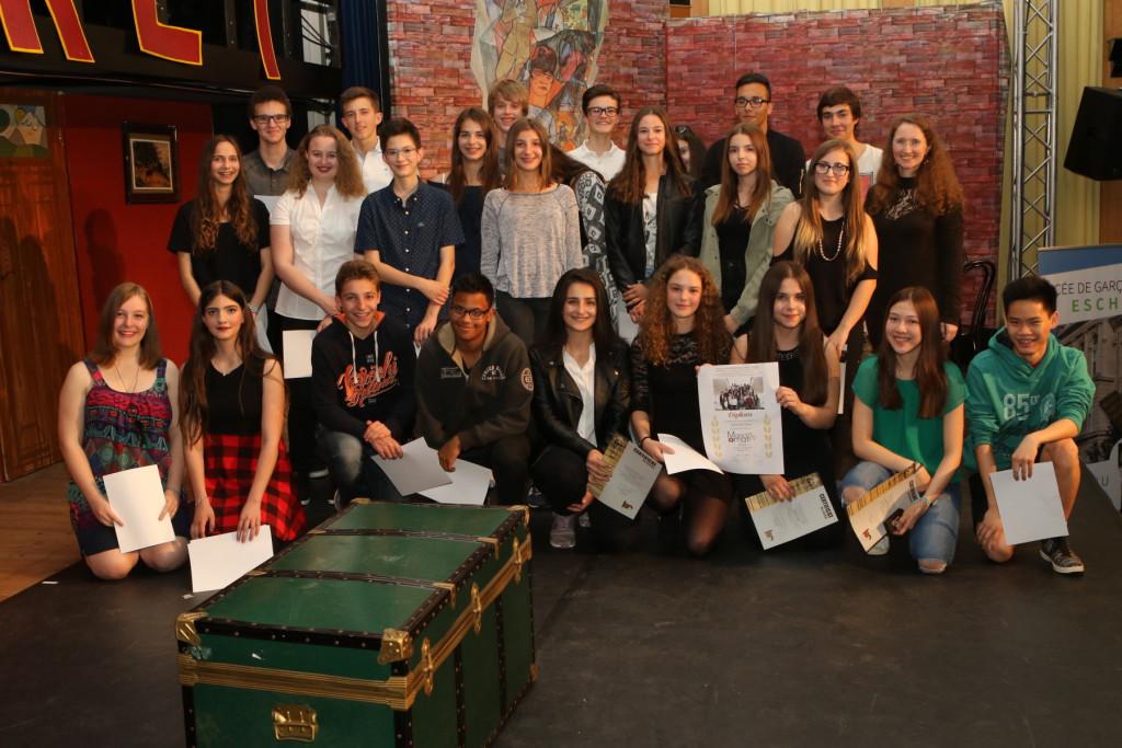 classe V1+51 2e prix concours Maach Mat(h)