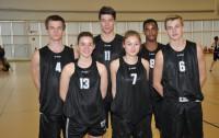 LASEL Basket mixte