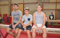 LASEL Gymnastique Garçons