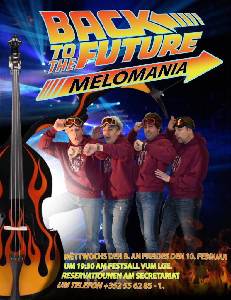 Melomania 2017 AFFICHE