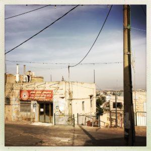 04 شفا عمرو Shefar'am Schulaustausch Altstadt (1)