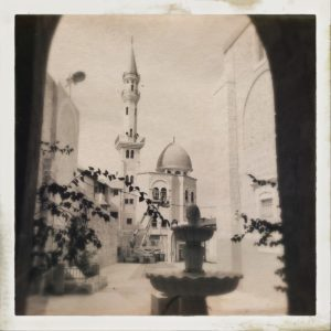 04 شفا عمرو Shefar'am Schulaustausch The Old Mosque (2)