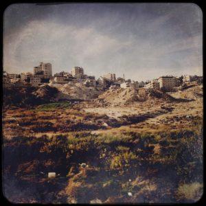 06 Busfahrt von der Oase En Gedi nach Jerusalem (4)