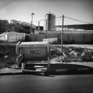 07 Busfahrt von Bethlehem nach Jerusalem