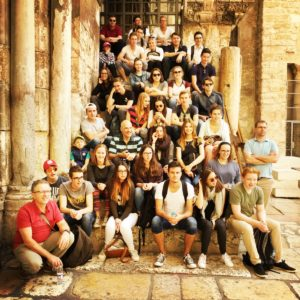 08 Jerusalem Altstadt Grabeskirche