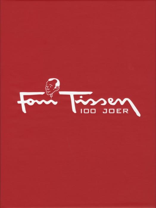 100 Joer Foni Tissen COVER