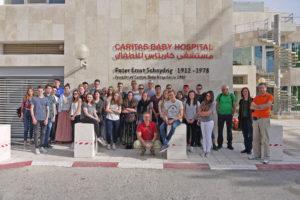 ISRAEL PALÄSTINA Tag 09 12Nov Bethlehem Caritas Baby Hospital (5)