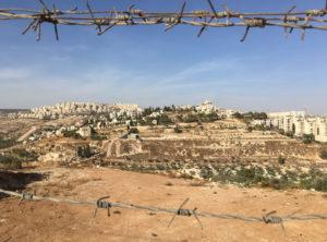 ISRAEL PALÄSTINA Tag 09 12Nov Bethlehem illegale israelische Siedlungen auf dem Gebiet von Bethlehem (9)