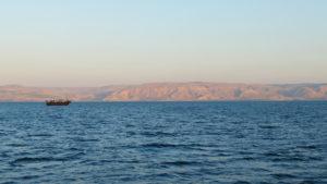 Israel 2016 lac de Tibériade